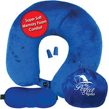 Load image into Gallery viewer, My Perfect Nights Premium Travel Neck Pillow Set/Combo