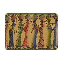 Load image into Gallery viewer, LEISISI African Women Genuine Real Leather Passport Holder Cover Travel Case