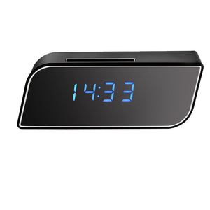 Wireless 1080P Alarm Clock with Camera