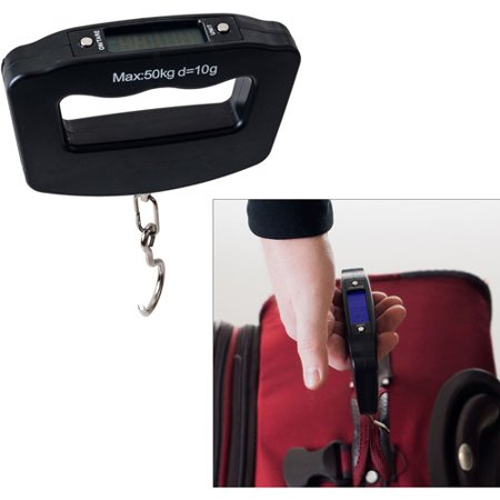 Digital Luggage Grip Scale