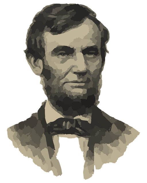 This is a photo of 16th U.S. President Abraham Lincoln