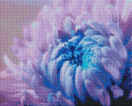 Chrysanthemum - Shimmer Stitch