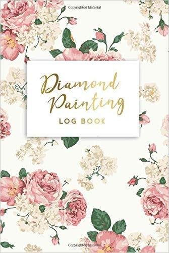 Diamond Painting Log Book - Shimmer Stitch