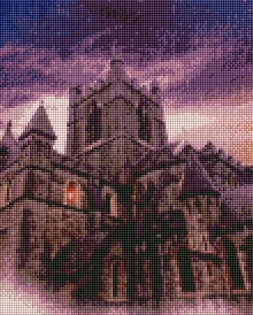 Haunted Castle - Shimmer Stitch