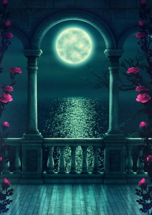 Moonlight Balcony