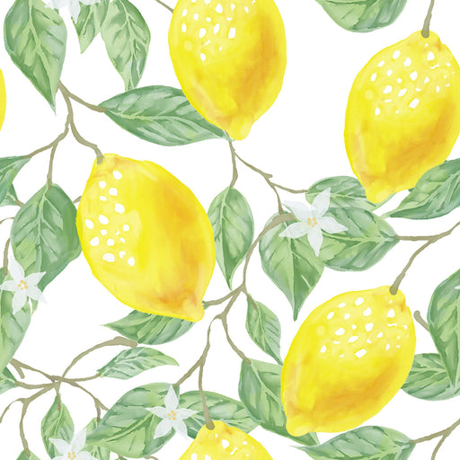 Lemon Tree Wallpaper