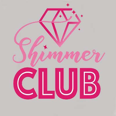 February SHIMMER CLUB Special ~ $29/Month ~ SQUARE Diamonds