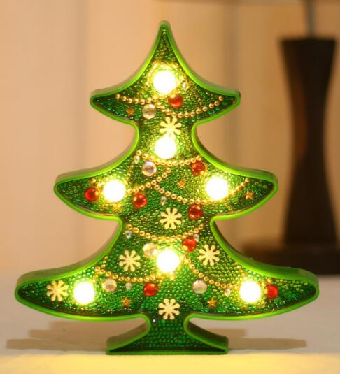 LED Tree - @ 10 in tall