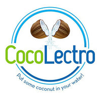 Cocolectro 100% freeze dried coconut water powder