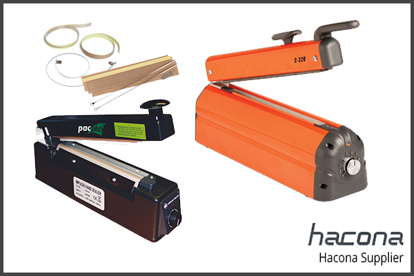 heat sealers and hacona spares