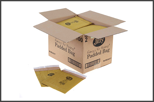 padded postal envelopes