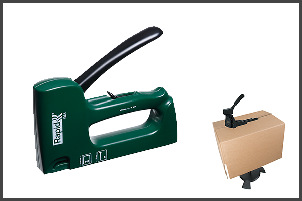 box and carton staplers