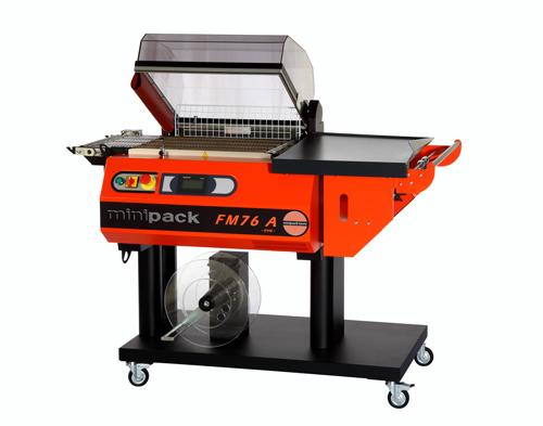 Minipack-Torre FM76A Evo Automatic Chamber Shrink Wrapping Machine