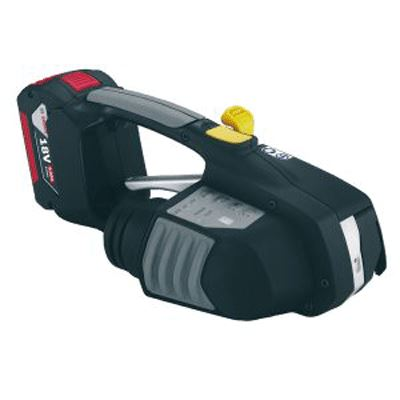Friction Weld 19mm Battery Powered Strapping Tool