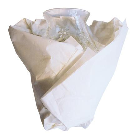500 x 750mm Glazed Bleached Tissue Paper (480-500) Sheets