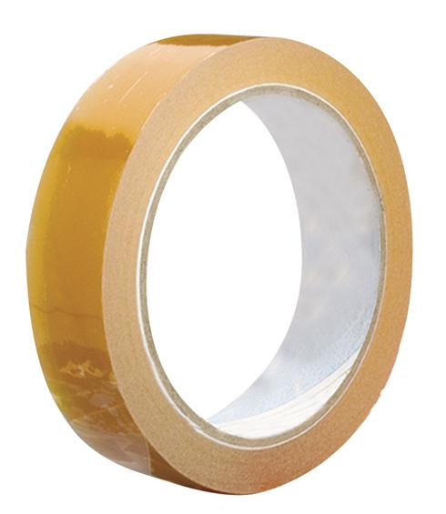 18 x 25mm x 66m High Quality Clear Stationery Sticky Tape