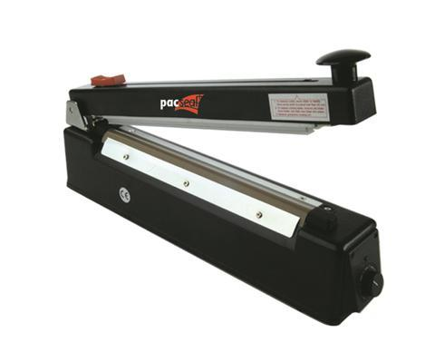 Pacplus 200mm Impulse Bar Heat Sealer with Cutter