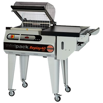 Minipack-Torre Replay 40 Evo Chamber Shrink Wrapping Machine