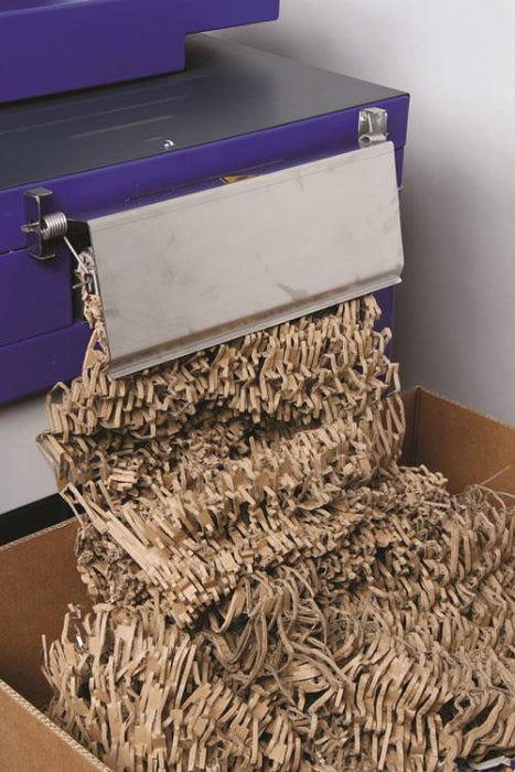 Optimax® CP422S2i Cardboard Box Shredder 1ph