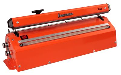 Hacona Optimax S420 Heat Sealer
