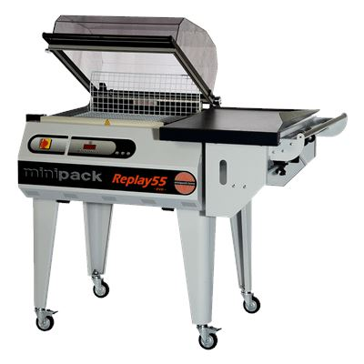 Minipack-Torre Replay 55 Evo Chamber Shrink Wrapping Machine