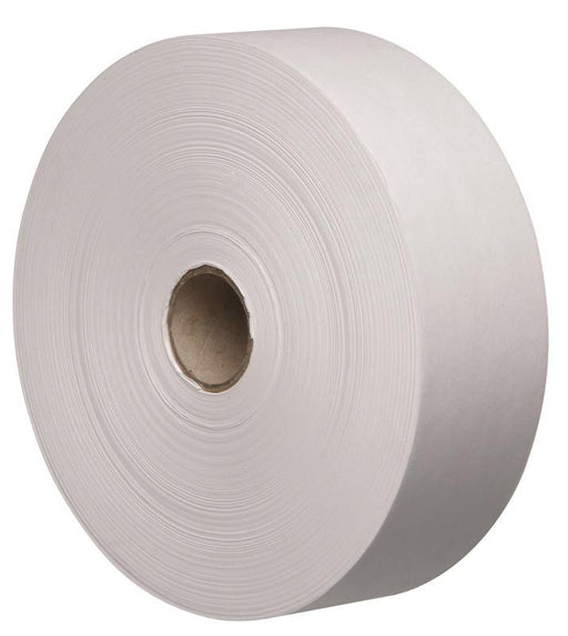 18 x 70 mm wide Non Reinforced White Gummed Paper Tape 90 GSM GSO - in stock
