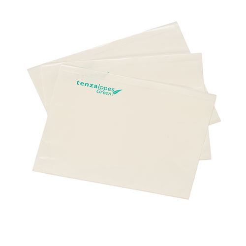 A5 100% Bio Document Enclosed Wallets Plain or Printed x 1000