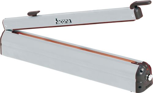 Hacona Optimax CI-620 Heat Sealer in Stainless Steel