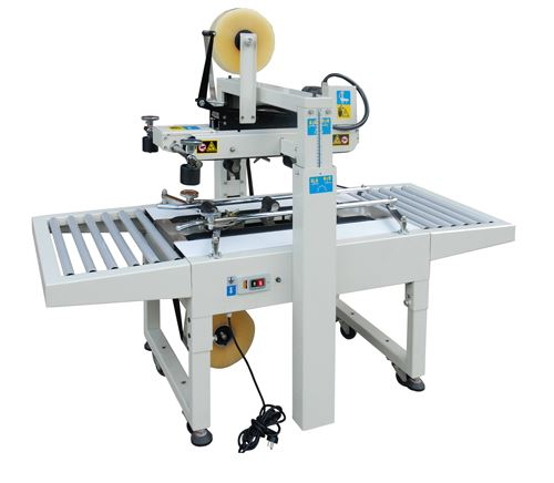 Optimax® Semi-Automatic Uniform Case Taper Machine