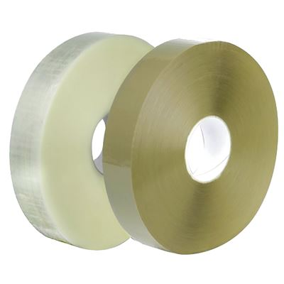 6 x Manuli 48mm x 990m Hotmelt Machine Tape