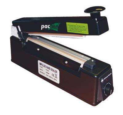 Pacplus 200mm Impulse Bar Heat Sealer