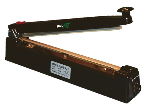 Pacplus 400mm Impulse Bar Heat Sealer with Cutter