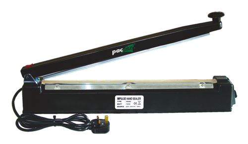 Pacplus 500mm Impulse Bar Heat Sealer with Cutter