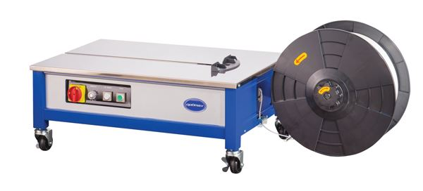 Optimax PLR100 Semi Automatic Low Table Strapper