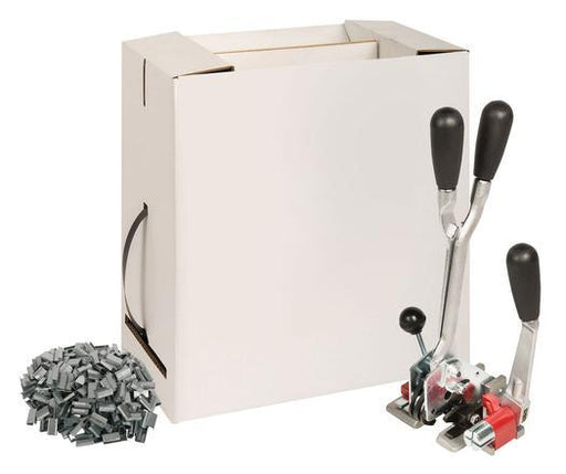 Polypropylene Strapping Kit In a Box with Single Combination Tool