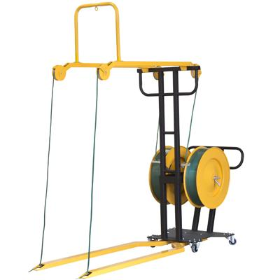 Mobile Strapping Frame for Polyester Strap