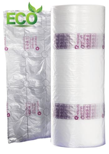 Biofilm™ Biocompostable Four Chamber Air Pillow Film