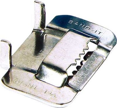 Stainless Steel Banding Buckles 12 mm