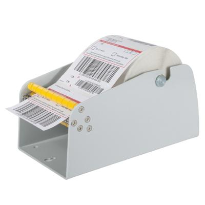 100mm Bench or Wall Mounted Label Dispenser - in stock Label Dispensers