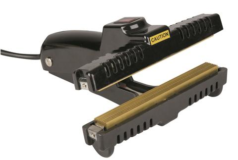 15mm x 150mm  Wide Hand Held Crimp Sealer - in stock