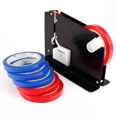 18 Rolls 9mm Bag Neck Sealing Tape
