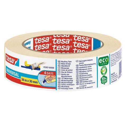 12 x 25mm x 50m Tesa 4323 Masking Tape - in stock Masking Tape