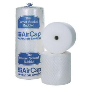 2 x AirCap® Medium Bubble Wrap (18mm) 1500mm X 45m