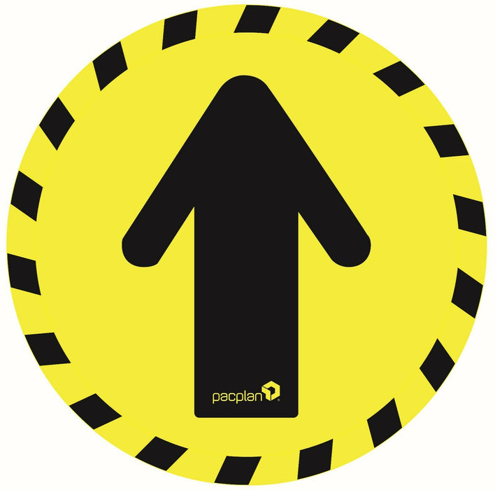 Arrow Floor Sticker For Direction Indication X 5