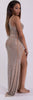 Image of Nude Dress