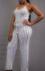 JumpSuit-White