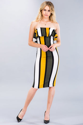 Dress-Multicolor