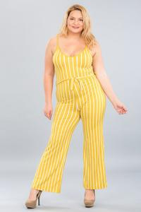 JumpSuit-Yellow