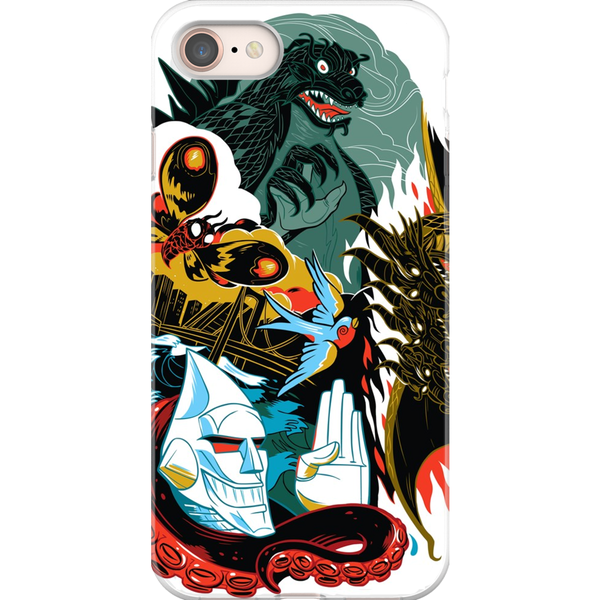"""Kaiju Ink"" iPhone Case"