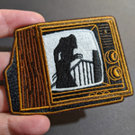 Glow-In-The-Dark <br> TV Patch